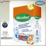 Microbec Ultra 1kg - preparat do szamb Bros